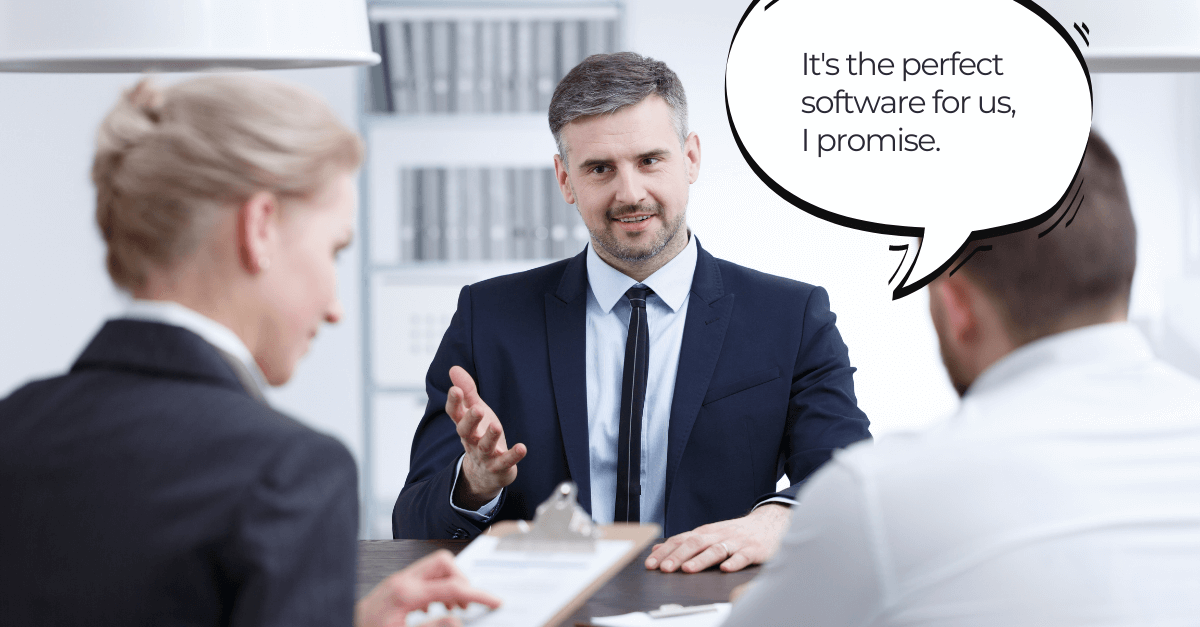 Business Case - Convince