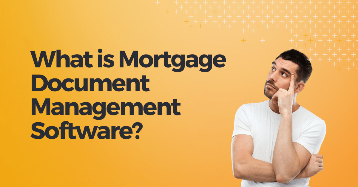 Mortgage Document pile for Management software