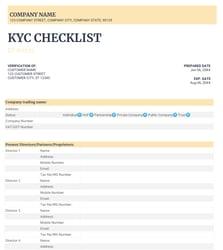 kyc-checklist