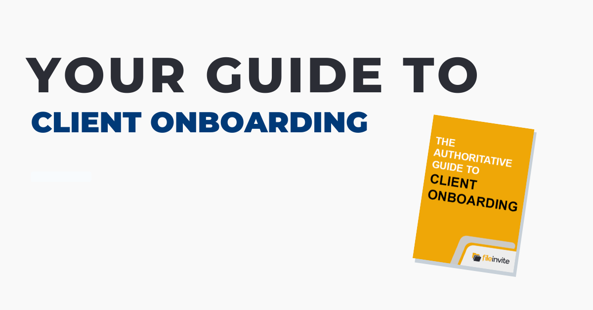 Your guide to Client onboarding ebook thumbnail